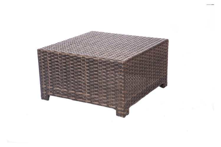 Grand Palm Coffee Table