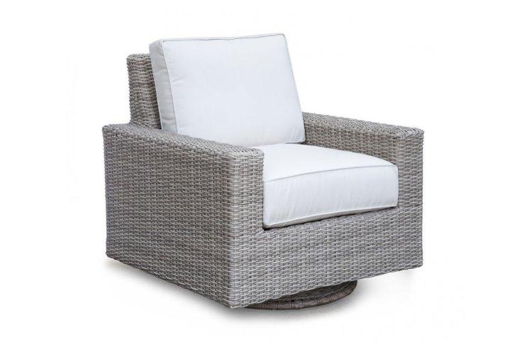 Napa Swivel Club Chair