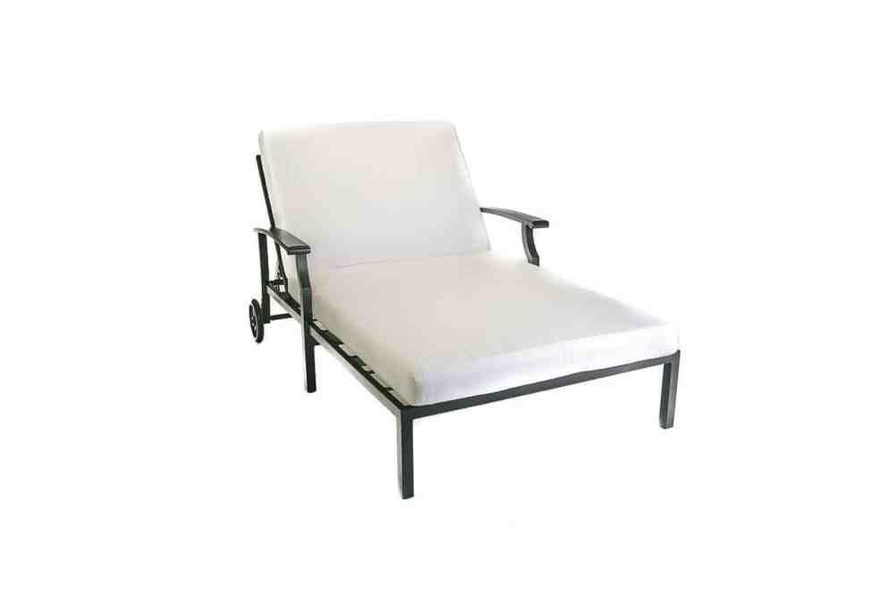 Newport Double Cushion Chaise