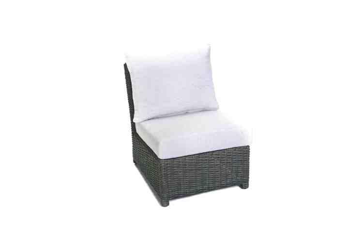 Vista Armless Middle Seat