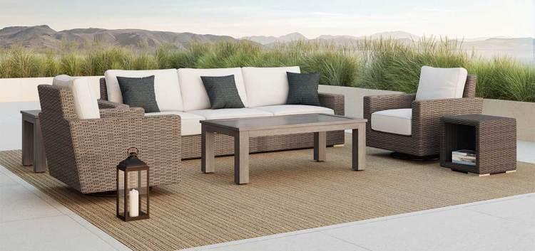 Coronado Sofa Set