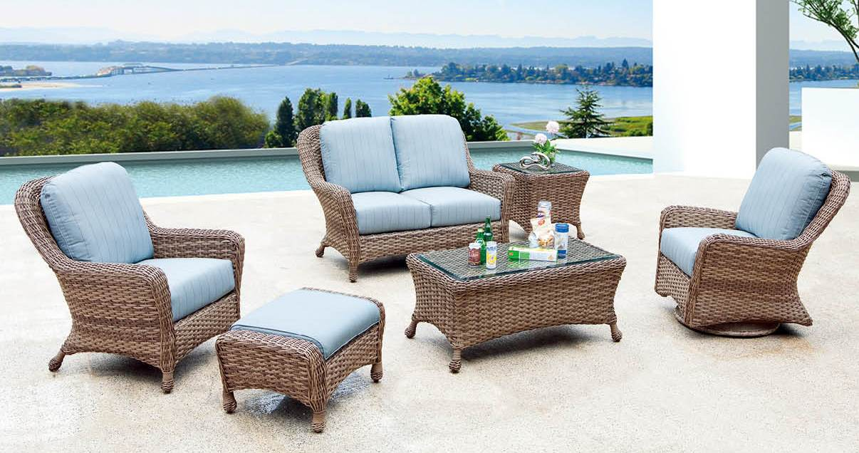 Wicker Furniture  Make the Switch   Palm Casual