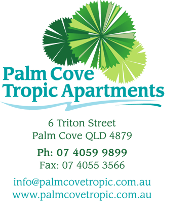 Palm Cove Tropic Apartments Contact Details Boutique Accommodation