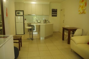 Palm Cove Tropic Deluxe Kitchen