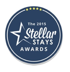 Stellar Stays award 2015