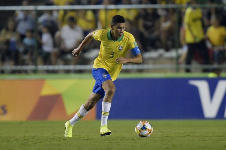 Alexandre Loureiro/CBF_Henri foi o capitão da Seleção Brasileira no Mundial