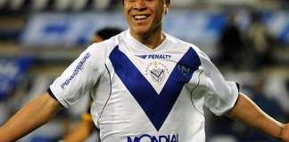 Cristaldo está negociando com o Palmeiras.