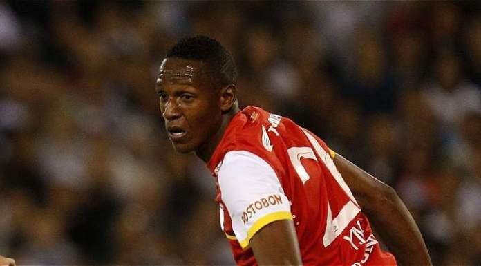 Palmeiras contrata o zagueiro Yerry Mina fbcf893c9c8f9