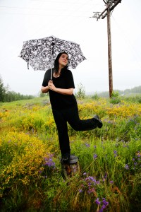 The Artist: Amber Lanphier