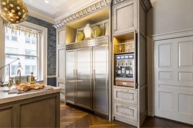 Image result for wine station kitchen