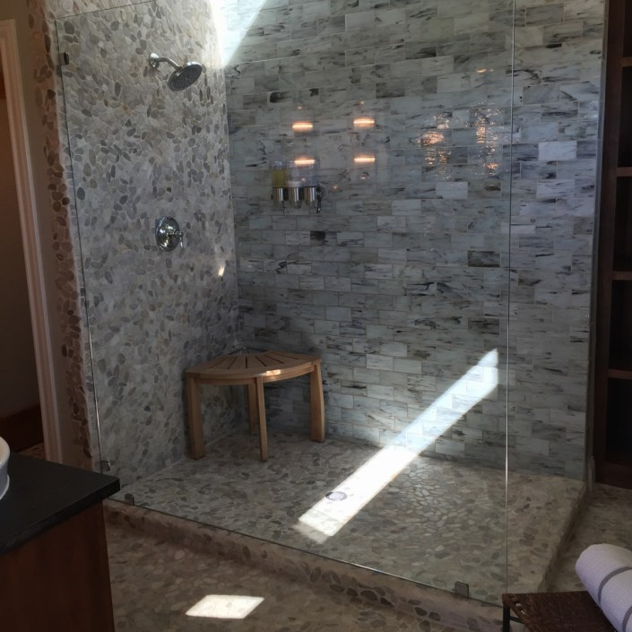 PDD design home master bath