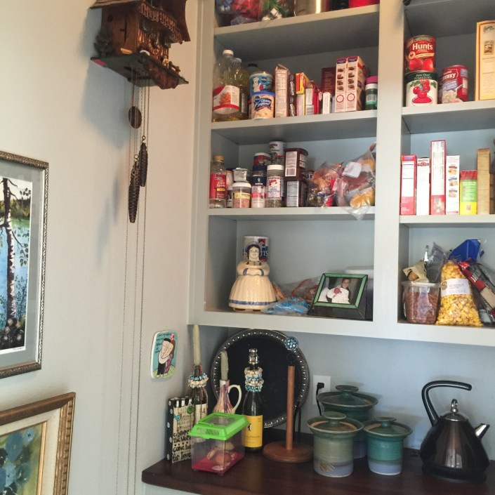 PDD design home pantry