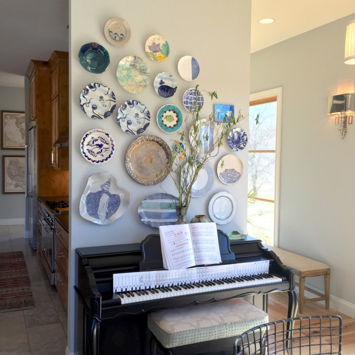 PDD design home piano