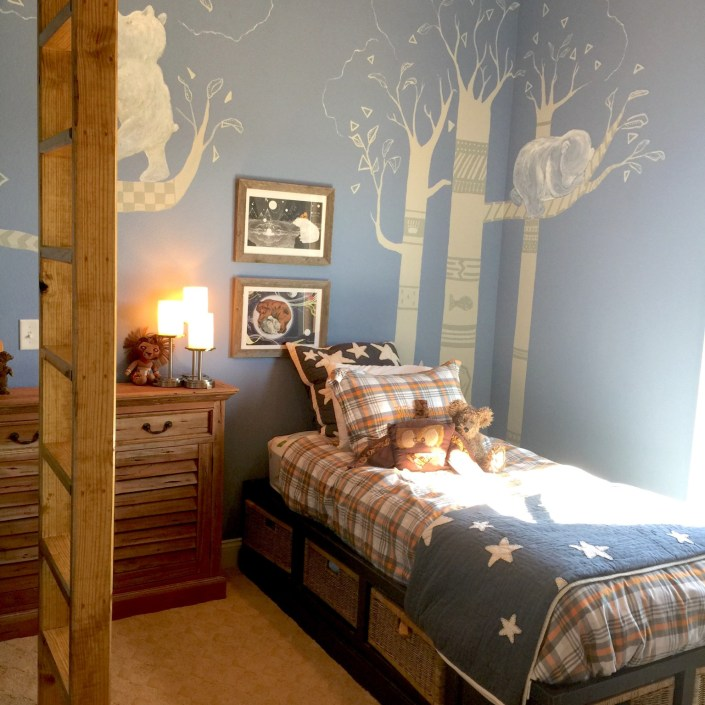 Fun kids bedroom ideas