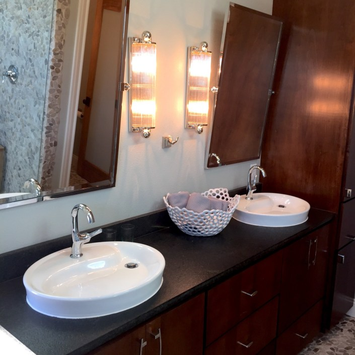 Modern bathroom sink design ideas