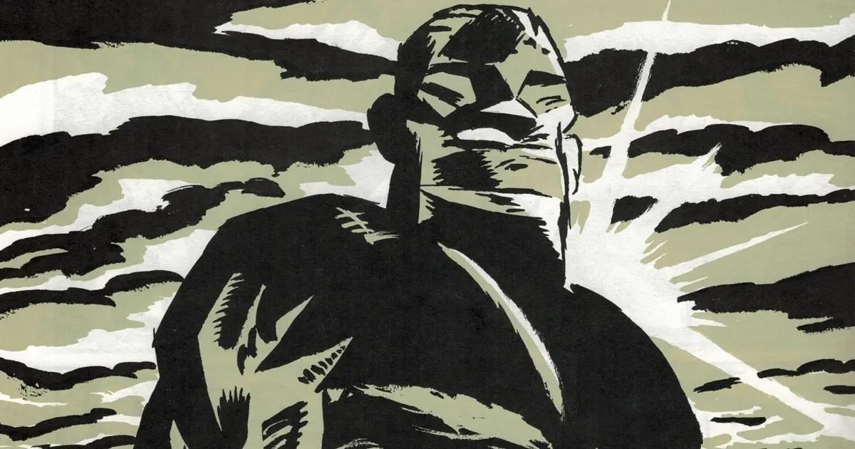 Wizard #43: David Mazzucchelli – Palmer's Picks – Rubber Blanket
