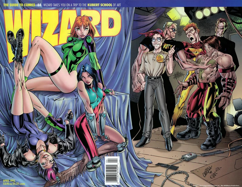 Les comics que vous lisez en ce moment - Page 7 Wizard_044_cov1