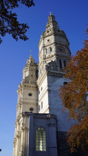 Saint Amand-Les-Eaux Abbey Tower
