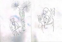 Una isla 2 - 2012 - Waltraud Palme - palmeszeichenblogg@gmail.co
