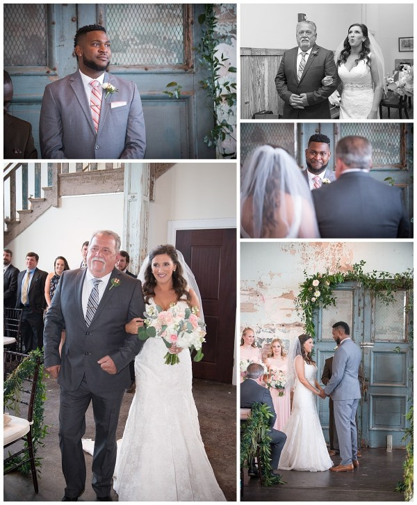 Brittany and James- 701 Whaley Wedding - Palmetto Duo ...