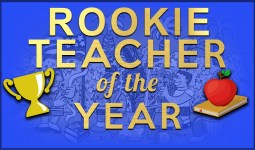 Rookie Teacher of the Year – Brittnay Batten