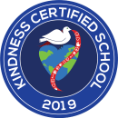 Kindness Certified School Logo 2019