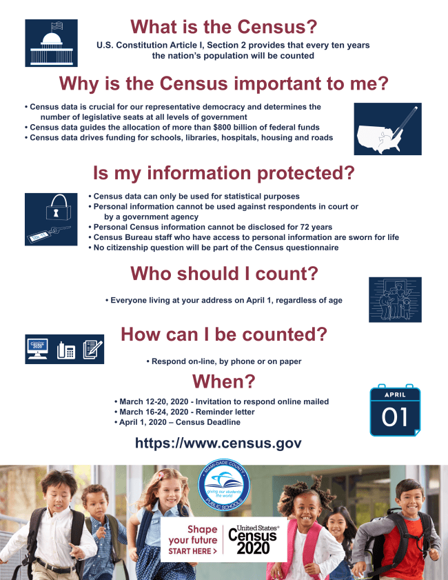 Census Information Sheet