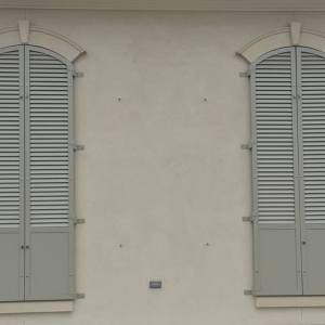 Exterior Bahama Shutters Palmetto Outdoor Spaces