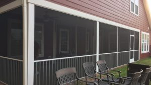 Porch Screen Repair, Replacement, Installation Services