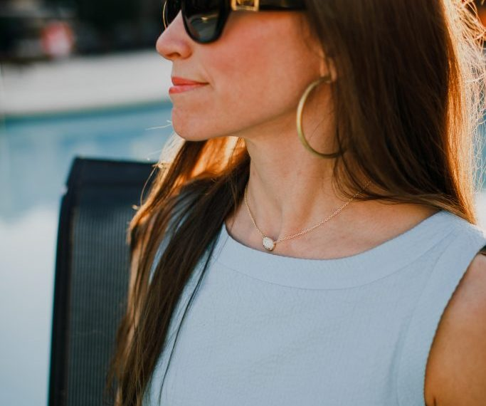 Sheila Fajl and Kendra Scott