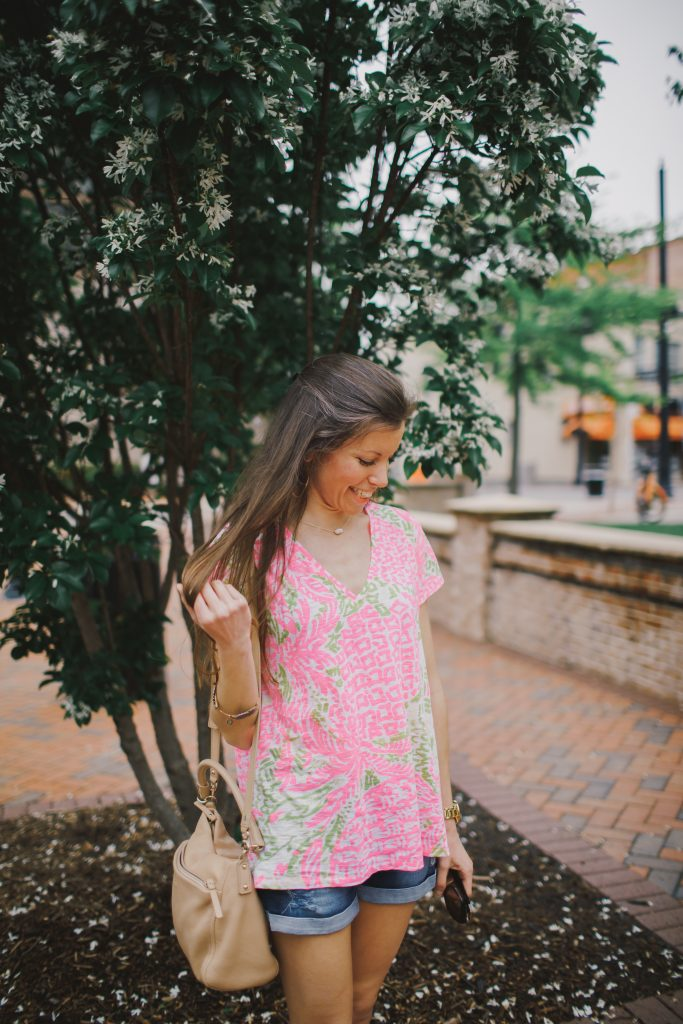 Lilly Pulitzer Home Slice
