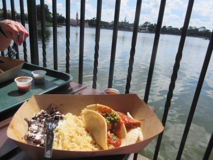Food at Disney World