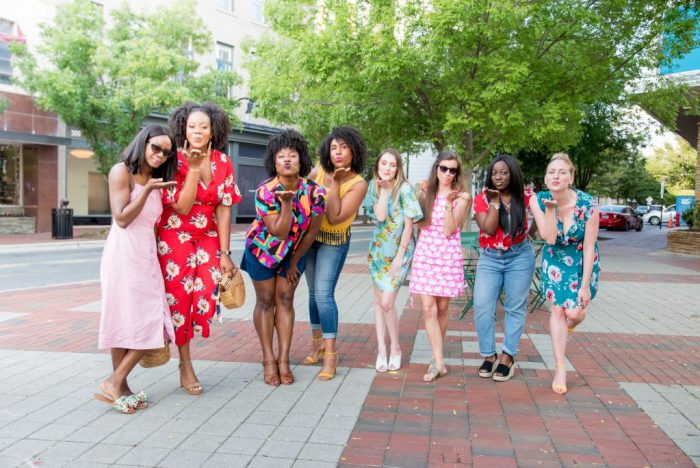 Blogger Meet Up in Downtown Durham hosted by Purcado