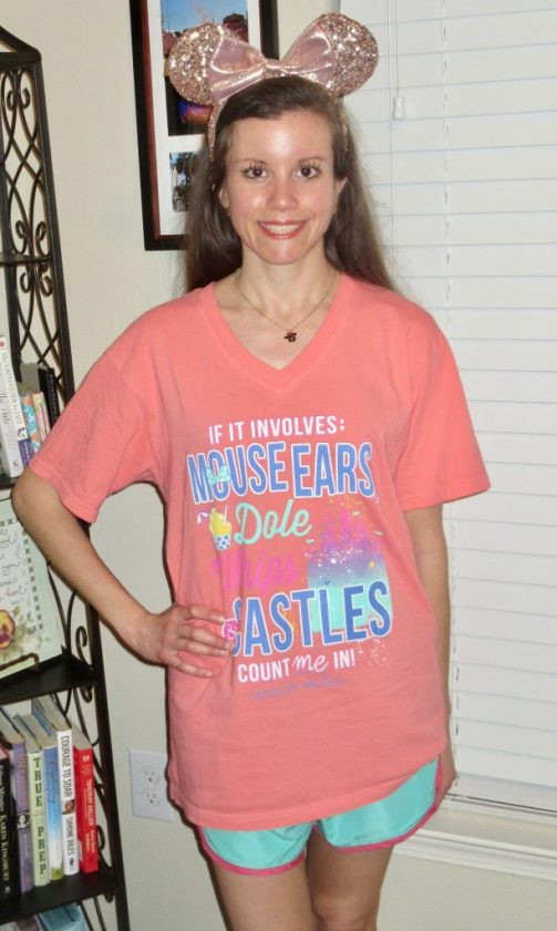 Jadelyn Brooke Disney Shirt