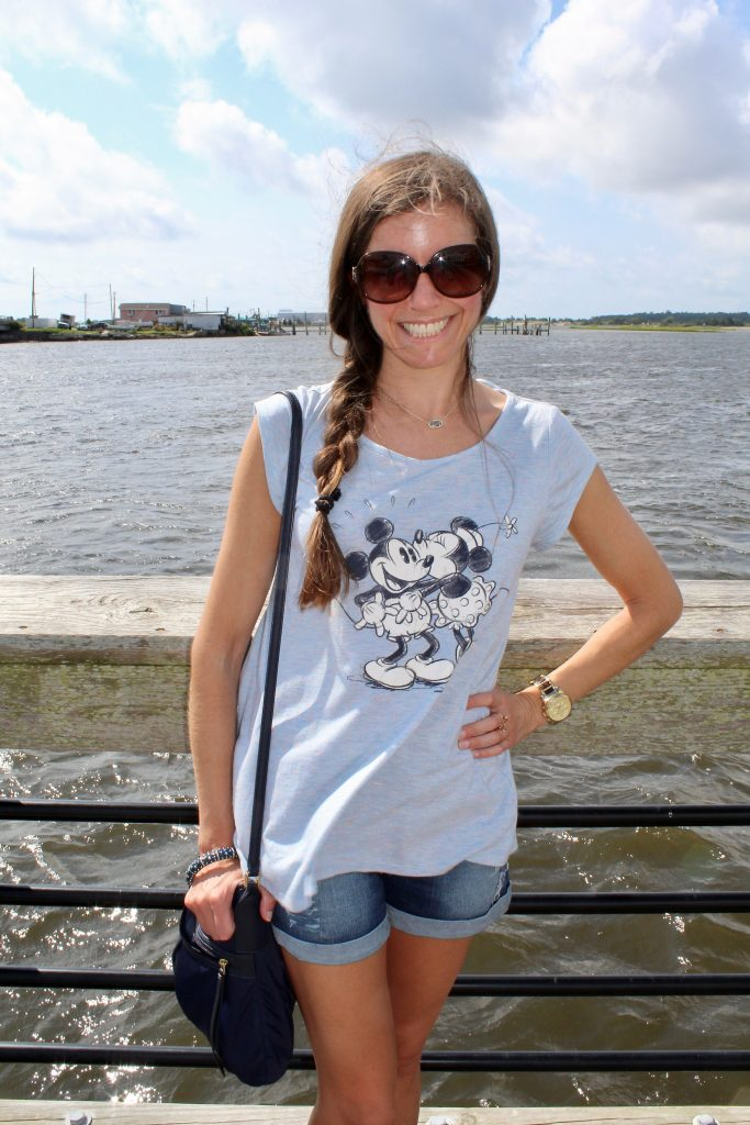 Lauren Conrad Mickey & Minnie Tee