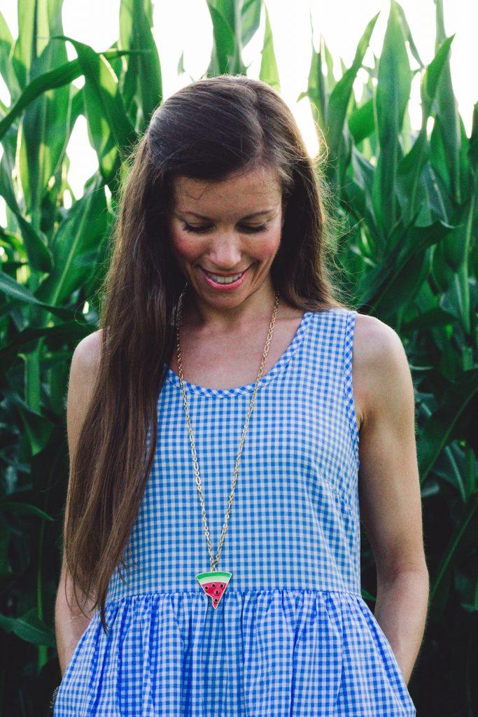 Kate Spade Watermelon Pendant