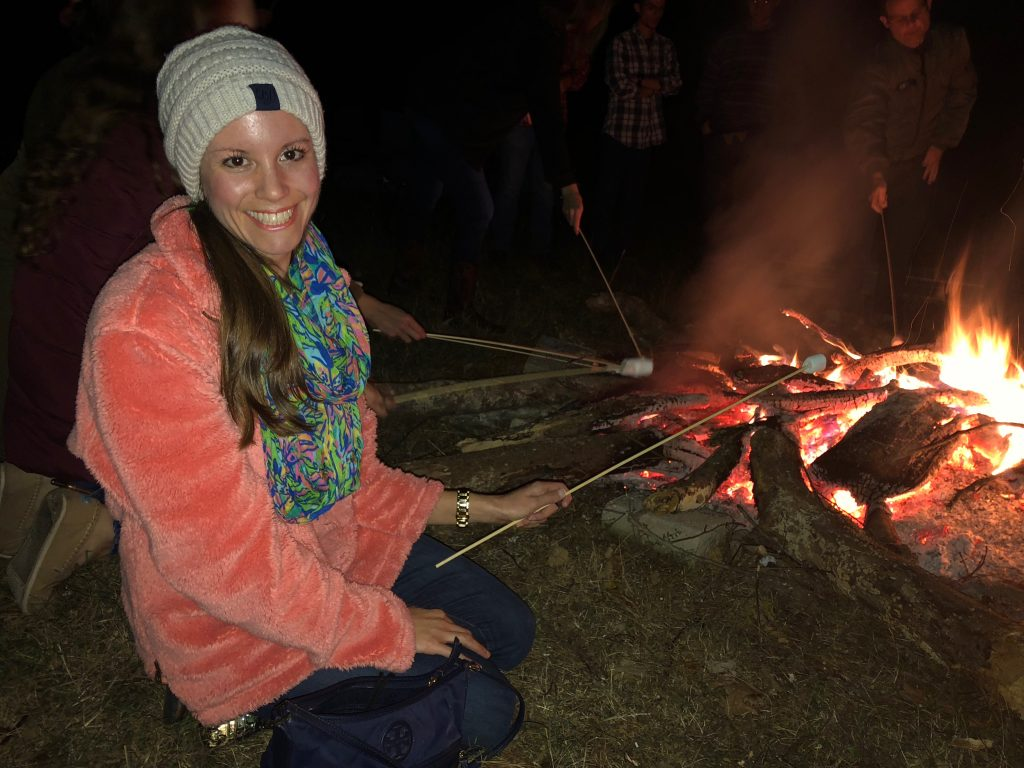 Fall Bonfire Outfit