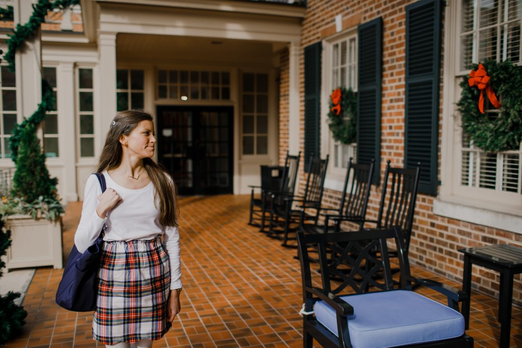 Christmas at the Carolina Inn