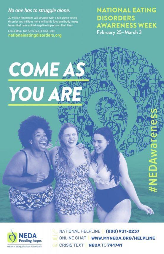 National Eating Disorders Awareness Week 2019