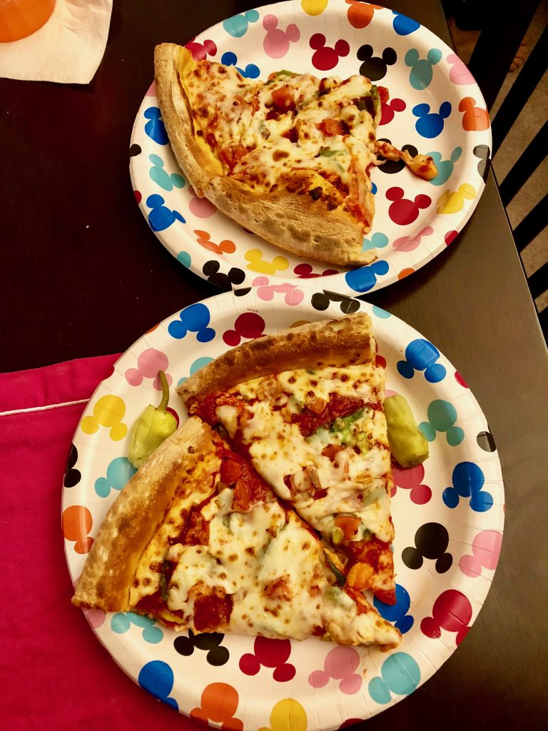 Papa John's Pizza Night
