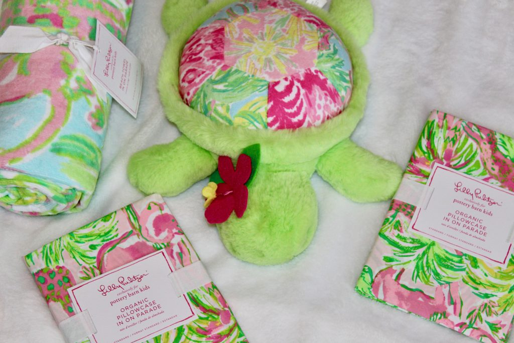 Lilly Pulitzer for Pottery Barn 2019