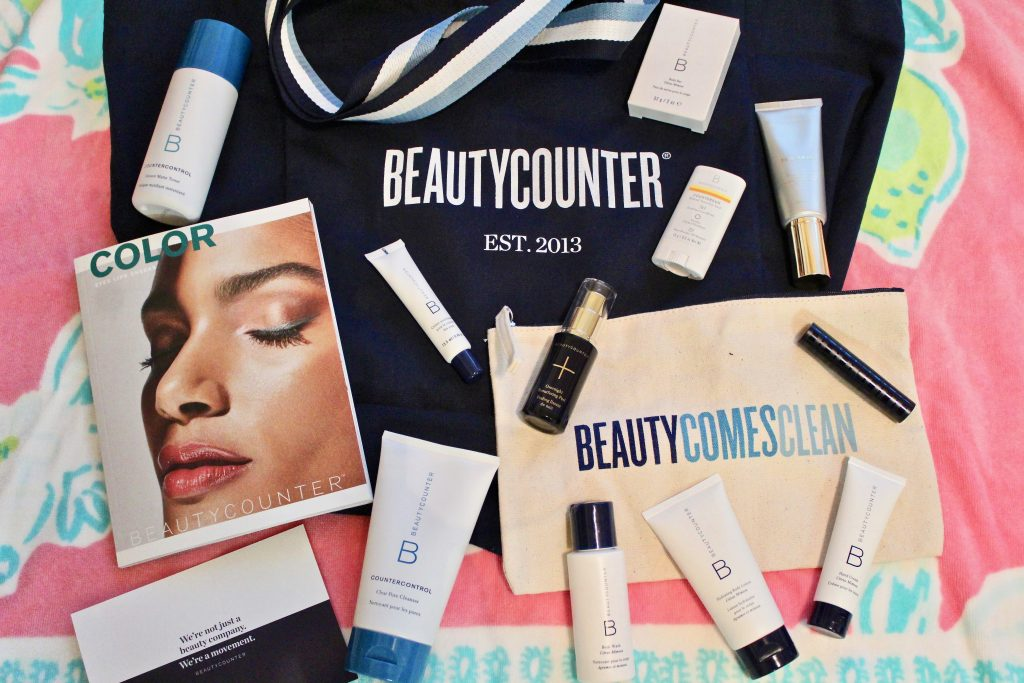 Switching to safer beauty products