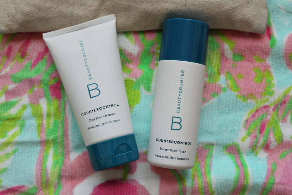 Beautycounter Countercontrol Cleanser and Toner