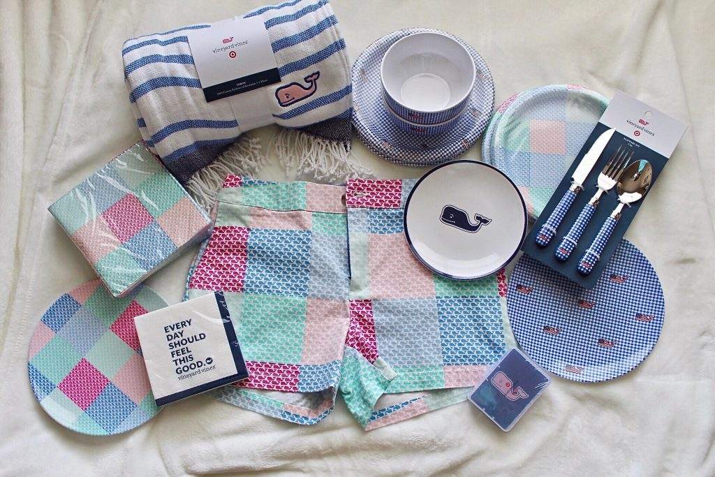 Vineyard Vines for Target Haul