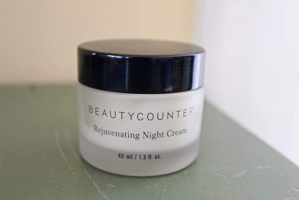 Beautycounter Rejunvenating Night Cream