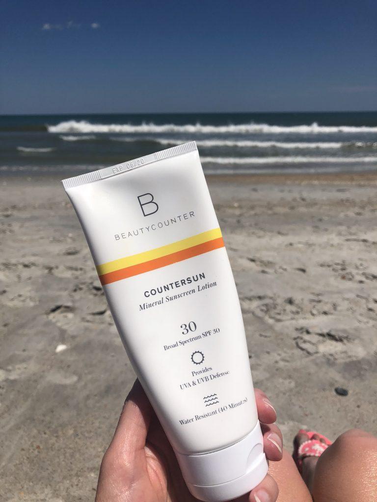Beautycounter Mineral Sunscreen