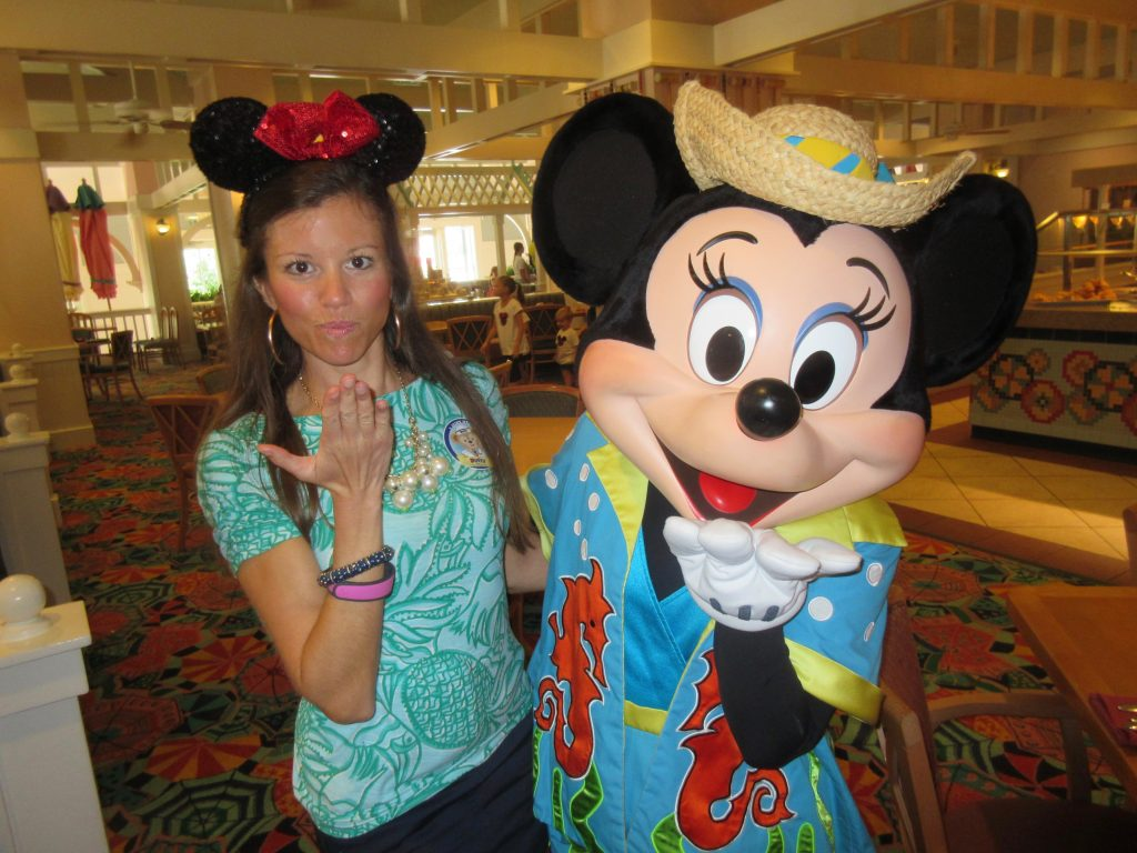 Childless Millennials at Disney