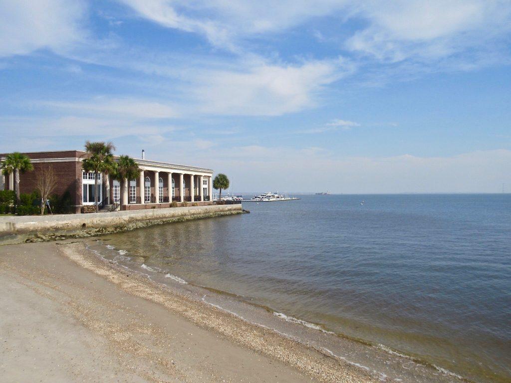 The Battery Charleston