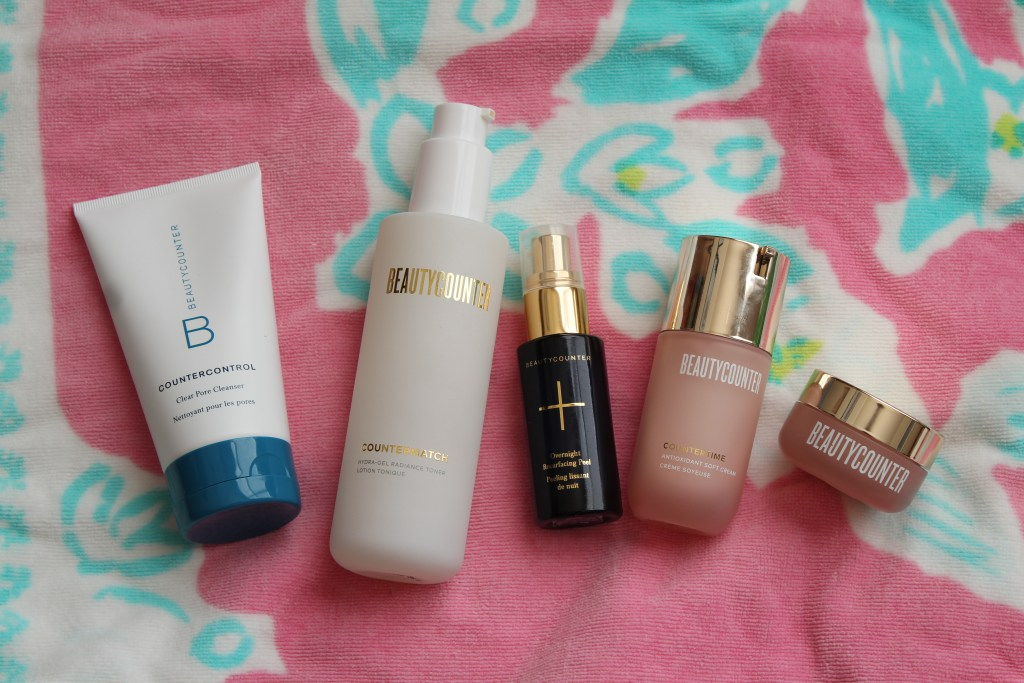Clean Skincare Routine Beautycounter