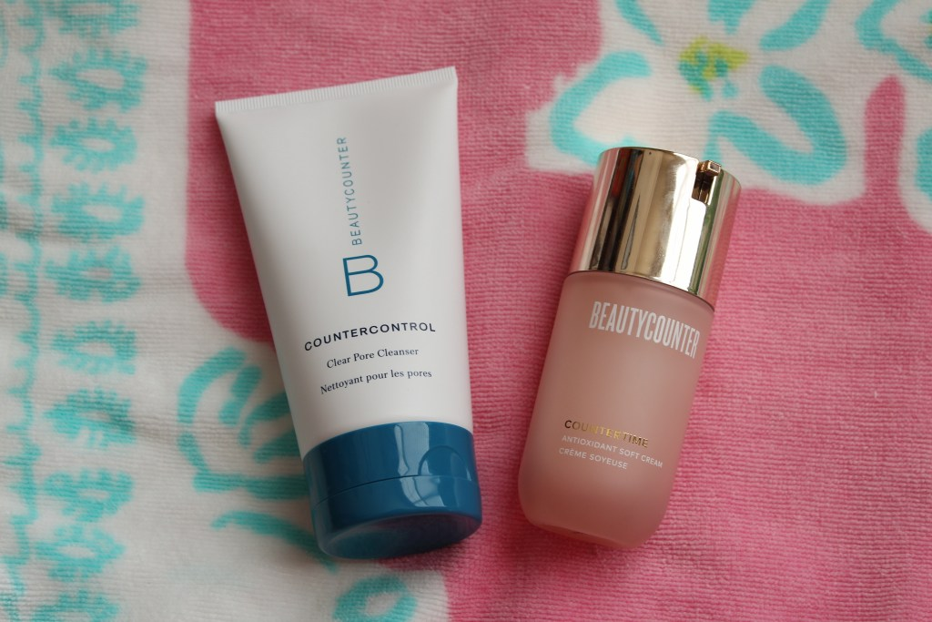 Beautycounter Morning Skincare Routine